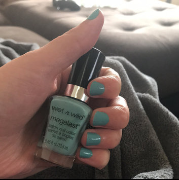 wet n wild Megalast Nail Color uploaded by Samantha R.
