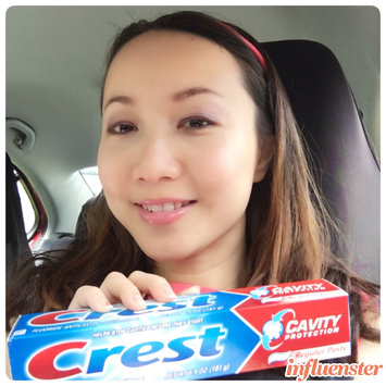 Crest Cavity Protection Toothpaste Gel 6.4 Oz uploaded by Chan C.