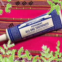 Toothpaste Peppermint Dr. Bronner's 5 oz Paste uploaded by Brisa E.