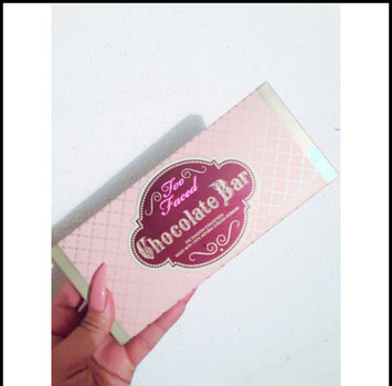 Too Faced Semi Sweet Chocolate Bar uploaded by Rosalie M.