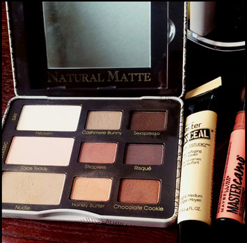 Too Faced Natural Eye Neutral Eye Shadow Collection uploaded by Amanda S.