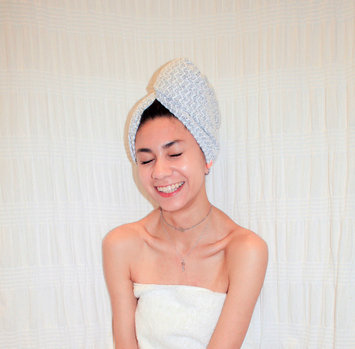 AQUIS Lisse Luxe Hair Towel uploaded by Daxia G.