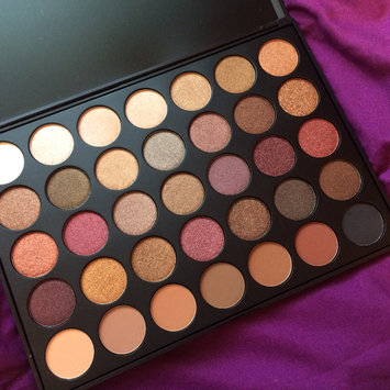 Morphe T35 Taupe Eyeshadow Pallet uploaded by Macy R.