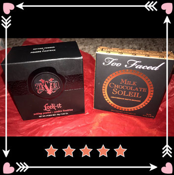 Kat Von D Lock-it Setting Powder uploaded by Crystal G.