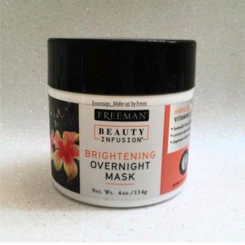 Freeman Beauty Infusion Brightening Overnight Mask with Hibiscus + Vitamin C uploaded by EMMSAYS M.