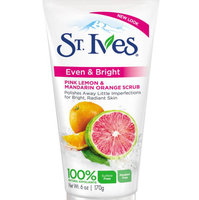 St. Ives Pink Lemonade + Mandarin Facial Scrub uploaded by Melanye M.