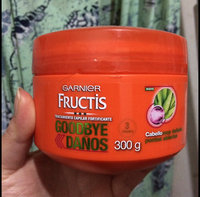 Garnier Skin and Hair Care Fructis Damage Eraser Strength Reconstructing Butter Hair Mask for Distressed and Damaged Hair uploaded by Danae R.