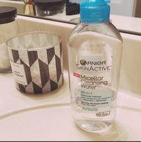 Garnier Skinactive Micellar Cleansing Water All-In-1 Waterproof uploaded by Vane G.