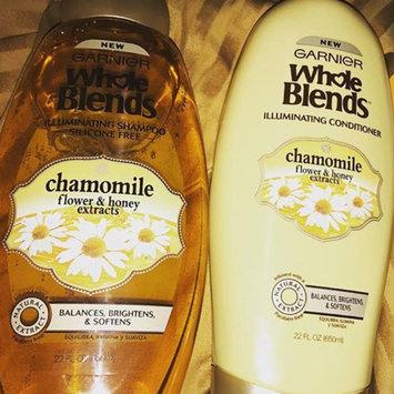 Garnier® Whole Blends™ Honey Treasures Repairing Shampoo uploaded by Ainsley L.