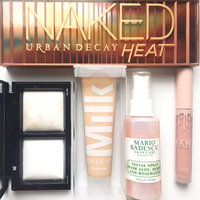 Urban Decay Naked Heat Eyeshadow Palette uploaded by Allison R.