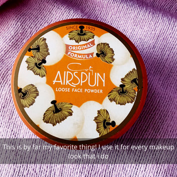 Coty Airspun Loose Face Powder uploaded by Sandra A.