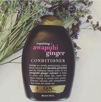 OGX® Sulfate-Free Repairing Awapuhi Ginger Conditioner uploaded by Sara B.