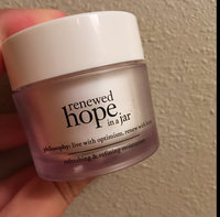 philosophy renewed hope in a jar refreshing & refining moisturizer uploaded by Emily J.