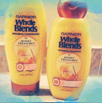 Garnier® Whole Blends™ Honey Treasures Repairing Shampoo uploaded by Nicole D.
