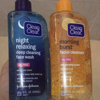 Clean & Clear Morning Burst Facial Cleanser & Night Relaxing Deep Cleaning Face Wash uploaded by Nayira M.
