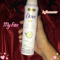 Dove® Dry Spray Antiperspirant Cool Essentials uploaded by Alie G.