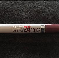 Maybelline SuperStay 24® Liquid Lipstick uploaded by LORI H.