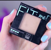 Maybelline Fit Me! Set + Smooth Powder uploaded by Iasmina A.