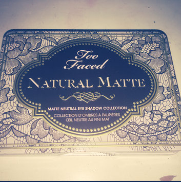 Too Faced Natural Eye Neutral Eye Shadow Collection uploaded by Makenna D.