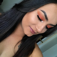 Morphe Brushes 35OM - 35 Color Matte Nature Glow Eyeshadow Palette uploaded by Victoria H.