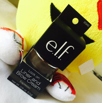 e.l.f. Cosmetics Lock On Liner and Brow Cream uploaded by Hawraa A.