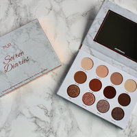 Soiree Diaries Eyeshadow Palette 12 Unique Shadows uploaded by Amanda S.