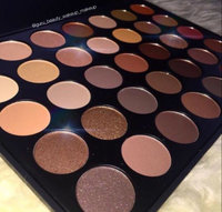 Morphe Brushes 35O 35 Color Nature Glow Palette uploaded by Genesis G.