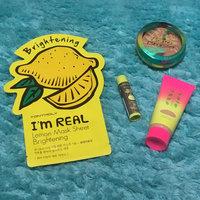 TONYMOLY I'm Real - Lemon Face Mask Sheet - Brightening uploaded by Lexie P.