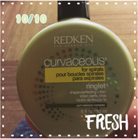 Redken Curvaceous Ringlet Anti-Frizz Perfecting Lotion uploaded by Ashlee H.