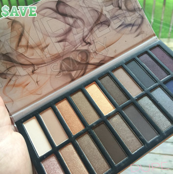 Coastal Scents Revealed Smoky Palette uploaded by Ashley B.