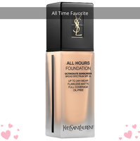 Yves Saint Laurent All Hours Full Coverage Matte Foundation uploaded by Sarah L.