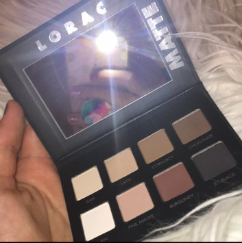 LORAC PRO Matte Eye Shadow Palette (Chocolate/Red/Latte) uploaded by Brittney B.