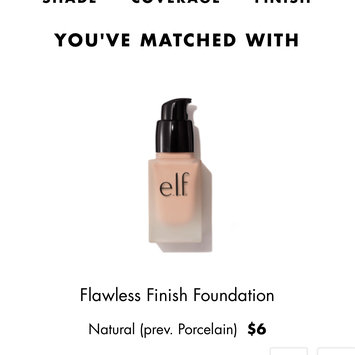 e.l.f. Cosmetics Flawless Finish Foundation uploaded by Guadalupe A.