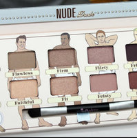 theBalm NUDE 'dude Eyeshadow Palette w/Twinbeauty Brush uploaded by D.sara A.