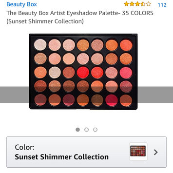 Morphe T35 Taupe Eyeshadow Pallet uploaded by Leanna M.