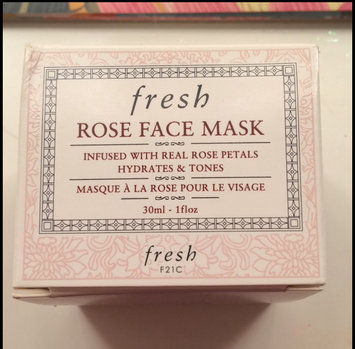 Fresh Rose Face Mask uploaded by lauren p.