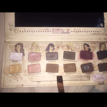 The Balm Nude'tude Palette uploaded by rmtha a.