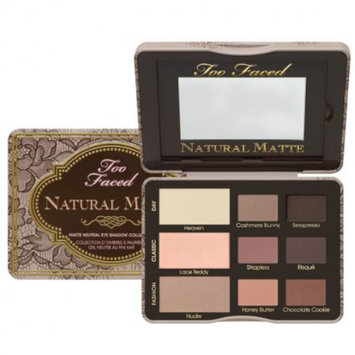 Too Faced Natural Eye Neutral Eye Shadow Collection uploaded by Francesca M.