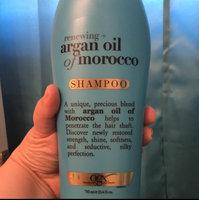 OGX® Renewing Argan Oil Of Morocco Shampoo uploaded by Jenn O.