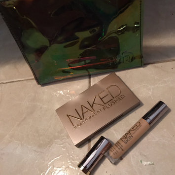 Urban Decay Naked Flushed uploaded by Gissel A.
