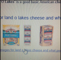 Land O'Lakes Cheddar Mild Yellow Cheese uploaded by leanna b.