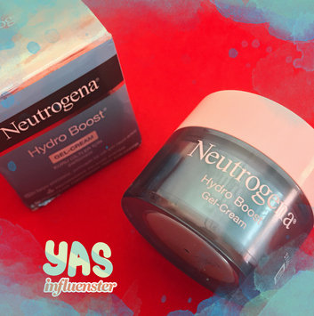 Neutrogena® Hydro Boost Water Gel uploaded by Haya B.