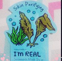 TONYMOLY I'm Real Mask Sheet - Seaweed uploaded by Alana C.