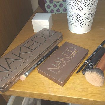 Urban Decay Naked Flushed uploaded by Caitlin R.