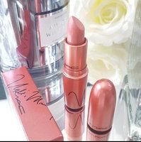 MAC Lipstick - Nicki Minaj - The Pinkprint (midtone cream pink) uploaded by Shakeela P.