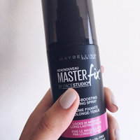 Maybelline Facestudio® Master Fix Wear-Boosting Setting Spray uploaded by Valentina S.