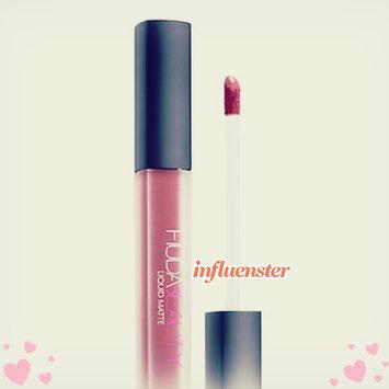 Huda Beauty Liquid Matte Lipstick uploaded by Olaa D.