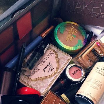 Urban Decay Naked Flushed uploaded by Lacie R.