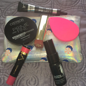 Photo uploaded to #MyMakeupBag by Elaine D.