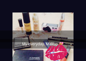 Photo uploaded to #MyMakeupBag by Sarah B.